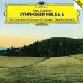 シューベルト:交響曲第5番・第6番