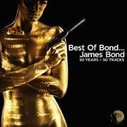 ベスト・オブ・ボンド 007 50YEARS-50TRACKS 50周年アニヴァーサリー・コレクション (2枚組 ディスク2)