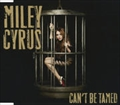 【CDシングル】Can't Be Tamed