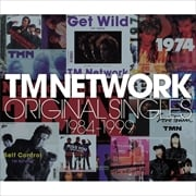 TM NETWORK ORIGINAL SINGLES 1984-1999 (3枚組 ディスク2)