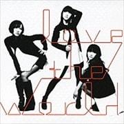 【CDシングル】love the world