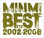 MINMI BEST 2002-2008 (3枚組 ディスク3)