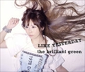 【CDシングル】LIKE YESTERDAY