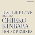 JUST LIKE LOVE REMIXIES〜CHIEKO KINBARA HOUSE REMIXIES
