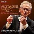 ショスタコーヴィチ:交響曲第5番 [SACDハイブリッド]