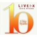 LIVE!*X デビュー10周年記念ツアー2007-08 FINAL Tokyo International Forum Hall A 3days (2枚組 ディスク2)