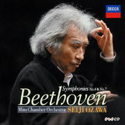 ベートーヴェン:交響曲第4番&第7番 [Blu-spec CD2]