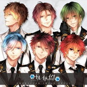 PSP/PlayStationRVita専用ゲーム カレイドイヴ キャラクターイメージソングアルバム