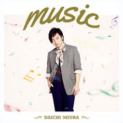 【CDシングル】music
