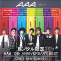 AAA 10th ANNIVERSARY BEST <2015 NEW SONGS>