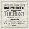 LOVE PSYCHEDELICO 15th ANNIVERSARY TOUR-THE BEST-LIVE (2枚組 ディスク1)