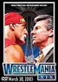 WWE レッスルマニア19 Disc1