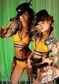 ONEANDG ALL JAPAN REGGAE DANCERS HELTY BADDY