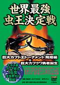 世界最強虫王決定戦 巨大カブト王トーナメント飛翔編+巨大カブクワ勇者誕生