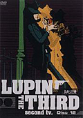 LUPIN THE THIRD second tv. Disc12