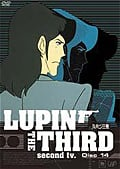 LUPIN THE THIRD second tv. Disc14