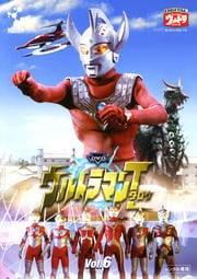 DVD ウルトラマンタロウ Vol.6