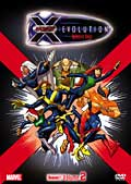 X-MEN:エボリューション Season1 Volume2:Xplosive Days