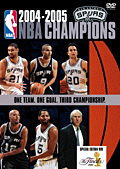 サンアントニオ・スパーズ/2004−2005 NBA CHAMPIONS 特別版