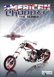 アメリカン・チョッパー vol.1 ブラック・ウィドー