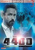 THE 4400 -フォーティ・フォー・ハンドレッド- シーズン2 Vol.3