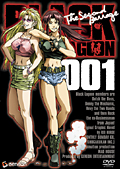 BLACK LAGOON The Second Barrage 001
