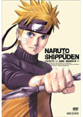 NARUTO −ナルト− 疾風伝 風影奪還の章セット