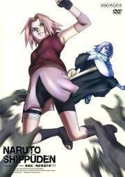 NARUTO −ナルト− 疾風伝 風影奪還の章 7