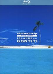 【Blu-ray】virtual trip MUSIC EDITION ISLANDS with GONTITI