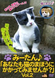 みーたん♪「あなたも猫のまほうにかかってみませんか?Vol.2」