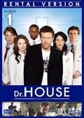 Dr.HOUSE ドクター・ハウス シーズン1セット