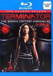 【Blu-ray】ターミネーター:サラ・コナー クロニクルズ <セカンド・シーズン>