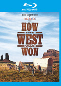 【Blu-ray】西部開拓史 <ワイドスクリーン・バージョン>
