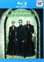 【Blu-ray】マトリックス リローデッド