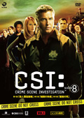 CSI:科学捜査班 SEASON 8セット