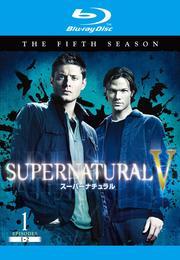 【Blu-ray】スーパーナチュラル <フィフス・シーズン> 1