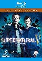 【Blu-ray】スーパーナチュラル <フィフス・シーズン> 6