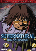 SUPERNATURAL: THE ANIMATION <ファースト・シーズン> 9