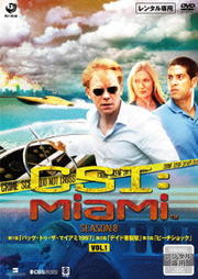 CSI:マイアミ シーズン8セット