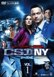 CSI:NY シーズン6 Vol.1