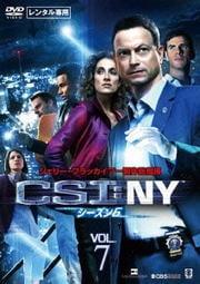CSI:NY シーズン6 Vol.7