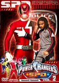 POWER RANGERS S.P.D. VOL.2