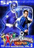 POWER RANGERS S.P.D. VOL.3