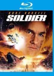 【Blu-ray】ソルジャー