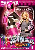 POWER RANGERS S.P.D. VOL.6
