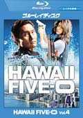 【Blu-ray】Hawaii Five-0 vol.4