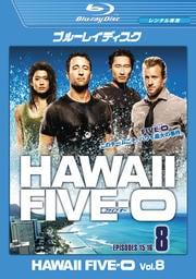 【Blu-ray】Hawaii Five-0 vol.8