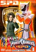 POWER RANGERS S.P.D. VOL.8