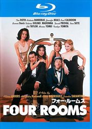 【Blu-ray】フォー・ルームス
