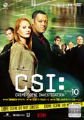 CSI:科学捜査班 シーズン10 Vol.3